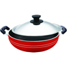 Pigeon Induction Base Non-stick Kadai - 300mm