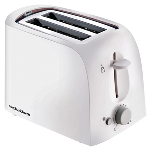 Pop-up Toaster-Morphy Richards Pop-up Toaster - AT-201