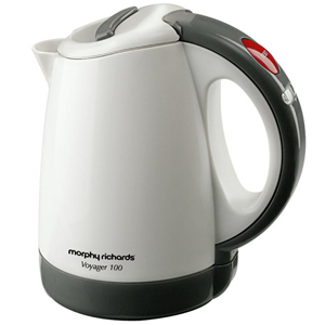 Kettle-Morphy Richards Kettle - Voyager 100