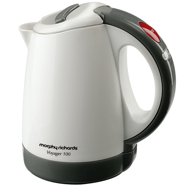 Morphy Richards Kettle - Voyager 100