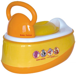 Sunbaby's Potty Trainer for Babies