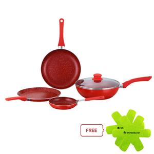 Wonderchef Royal Velvet Set