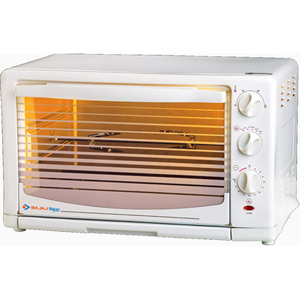 Bajaj Oven Toaster Grillers - 34TMC SS