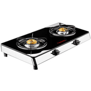 Butterfly Desire Auto Ignition Gas Stove - 2 Burners