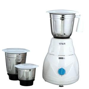 Mixers & Grinders-Usha Mixer Grinder - 3 Jars