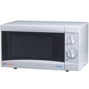 Microwaves & Ovens-Bajaj Microwave - 1701MT1 Solo