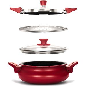 Cookers-Pigeon 3 in 1 Super Cooker - 3 liters