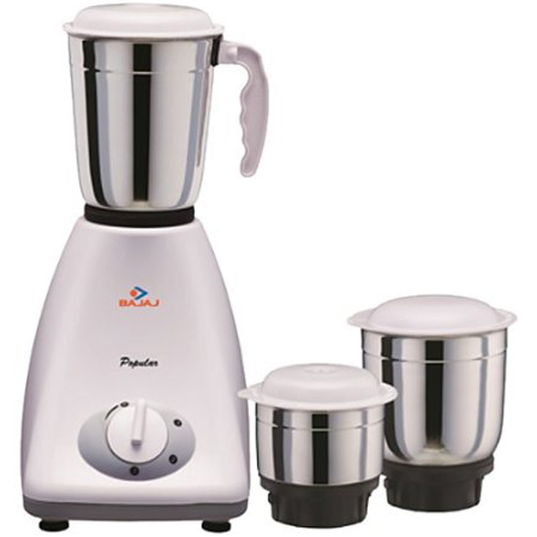 Bajaj Popular 3 Jars Mixer Grinder