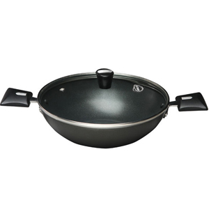 Nirlep Select Plus Non-stick Kadai