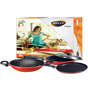 Giftsets-Nirlep Non-stick & Induction Compatible Gift Set
