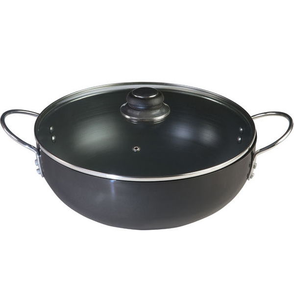 Send Anodised Cookware And Dining Gift Set To India