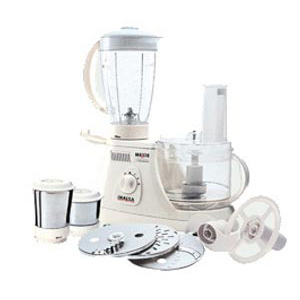 Food Processors-Inalsa Maxie Deluxe Food Processor
