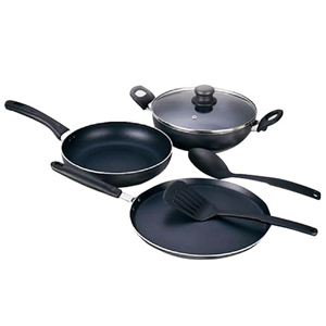 Morphy Richards Arta Non Stick Cookware Set