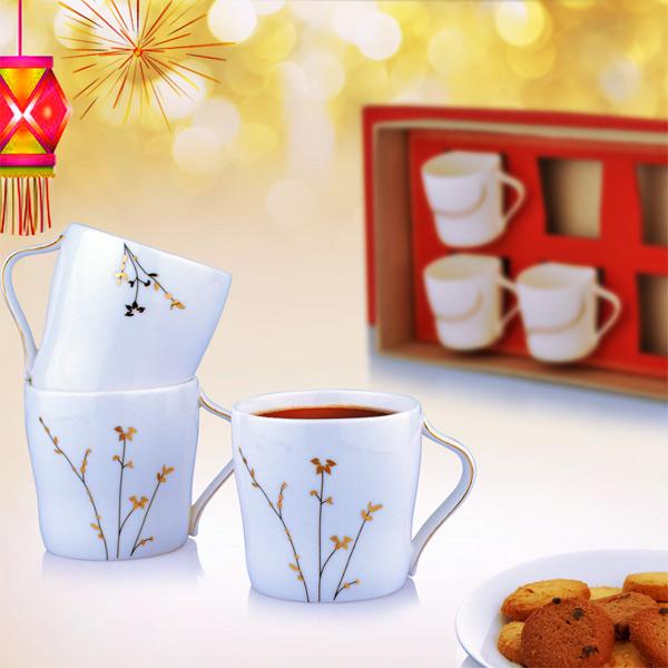 Buono Casa Designer Cup - Set of 6