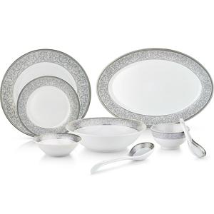 35 Pcs Porcelian Set