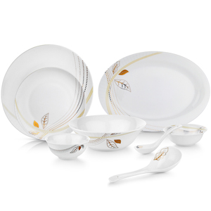 35Pcs Bone China Dinner Set