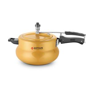 Cookers-Hotsun Handi Pressure Cooker 3Ltr - Induction Base