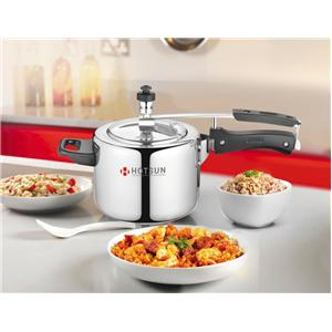 Cookers-Hotsun Cute Pressure Cooker 5Ltr - Induction Base