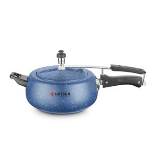 Cookers-Hotsun Standard Outer Lid Pressure Cooker 5Ltr - Steel