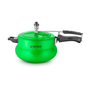 Cookers-Hotsun Handi Pressure Cooker 5Ltr - Induction Base