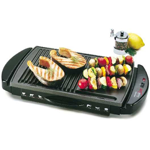 Black & Decker Open Flat Grill - GM60