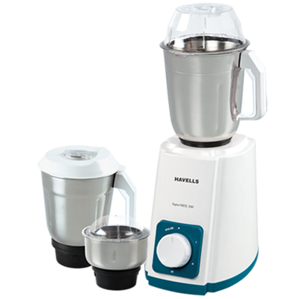Havells Supermix Mixer Grinder - 3 Jars