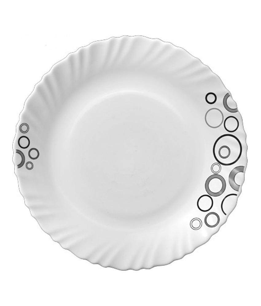 Classic Diva Mystry Drop Dinner Set 33 Pcs