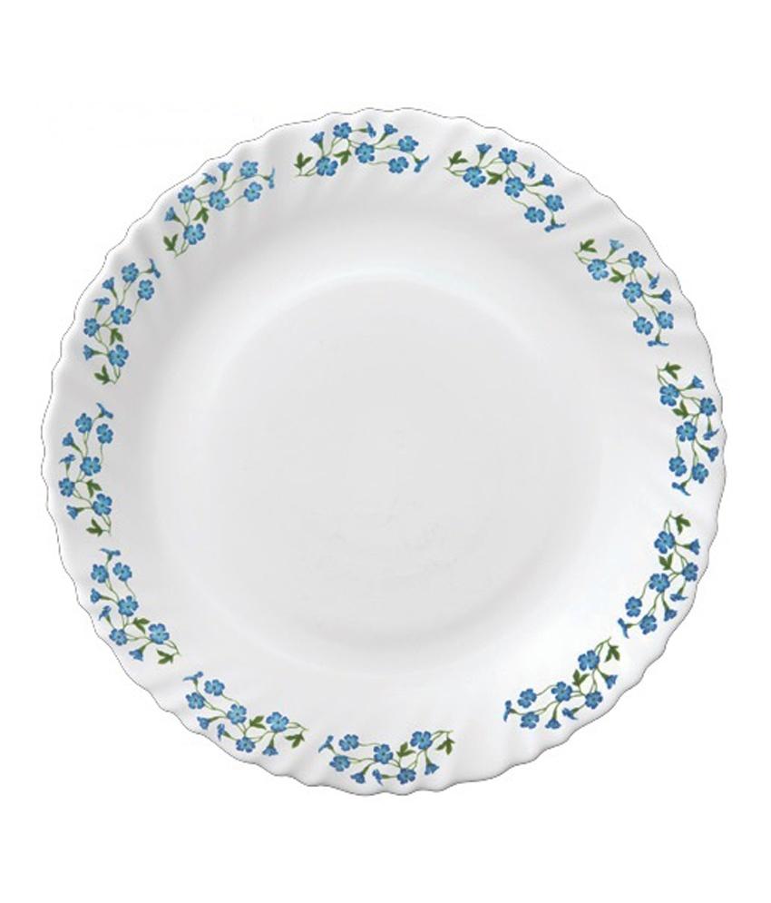 Classic Diva Lavender Dew Dinner Set 33 Pcs