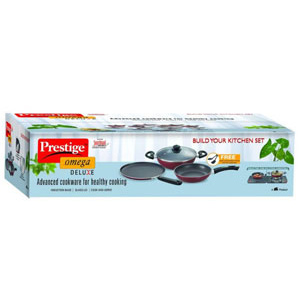 Prestige Omega Deluxe - Build your Kitchen Set