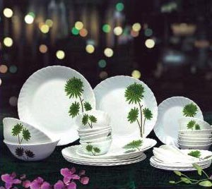 La Opala Dinner Set 20 Pieces Melody India