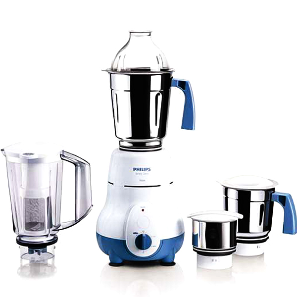 Philips Mixer Grinder with 4 Jars - HL1645/00