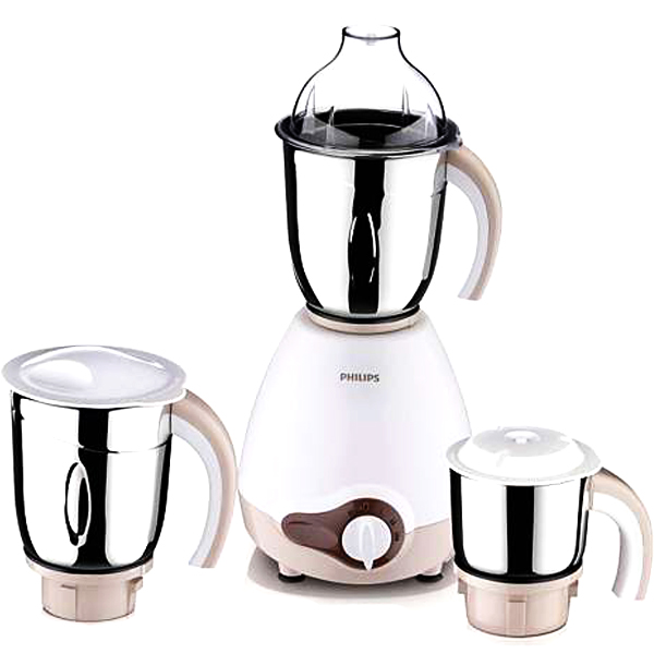 Philips Mixer Grinder with 3 Jars - HL1646/00