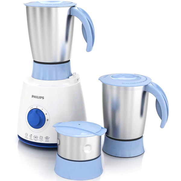 Philips Mixer Grinder with 3 Jars - HL7620/04
