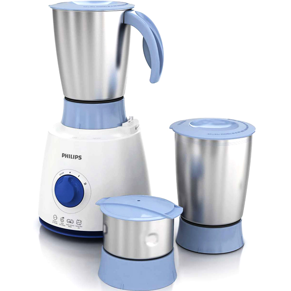 Philips Mixer Grinder with 3 Jars - HL7610/04