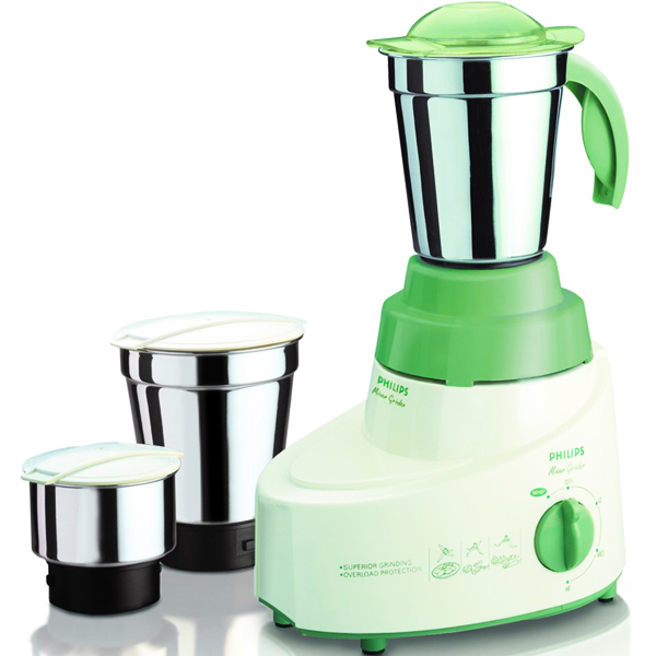 Philips Mixer Grinder with 3 Jars - HL1606/00