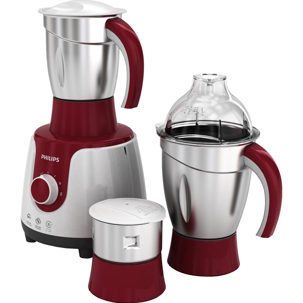 Philips Mixer Grinder with 3 Jars - HL7710