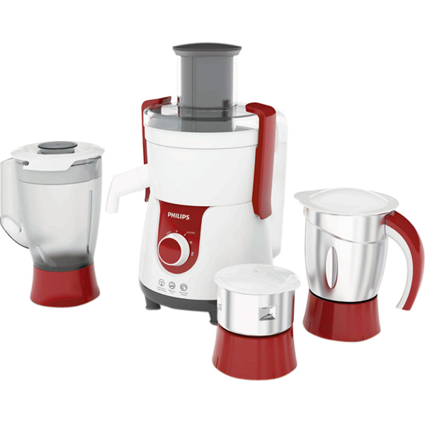 Philips Juicer Mixer Grinder with 3 Jars - HL7715