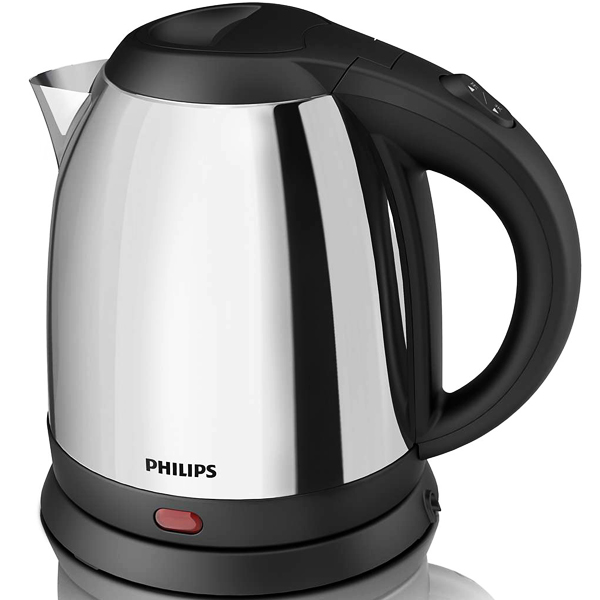 Philips 1.2 Ltrs Kettle with Cord winder and Sensor - HD9303