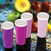 Tupperware Rainbow Tumblers - Set of 4