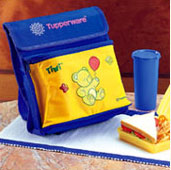 Tupperware Tiwi Munch with Bag