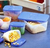 Tupperware Freezer Mate Mini - Set of 2