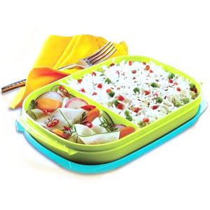 Tupperware Kompact Lunch Set India