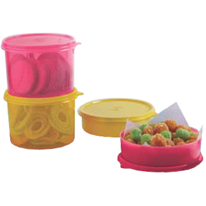 Tupperware Store All Canisters with Handy Bowl