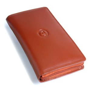 Full Grain Softy Travelling Wallet