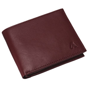 Adamis Leather Wallet for Men