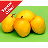 Standard Alphonso Mangoes - 200 grams each