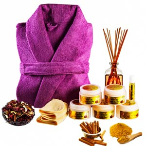 Beauty & Spa Hampers-Haldi Chandan Hamper