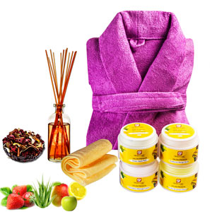 Beauty & Spa Hampers-Fruity Spa Hamper