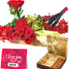 Gift Classic and Royal Hamper for Mom on Mothers Day