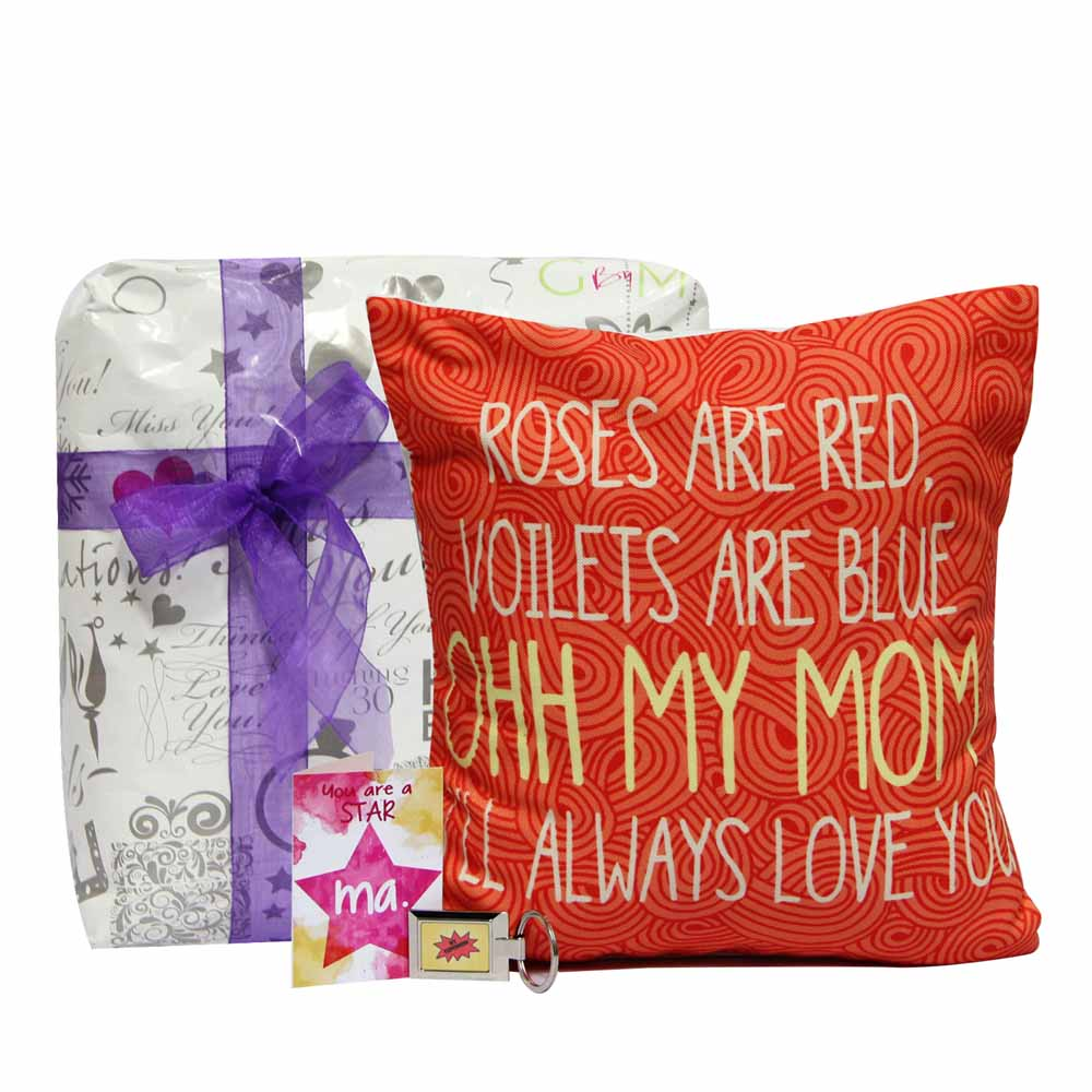 Poetry Cushion for Mom